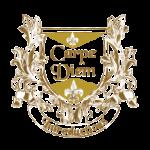 Carpe Diem Introductions logo design - by am:pm graphics